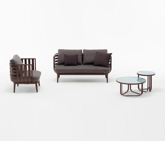 THEA 009 coffee table by Roda
