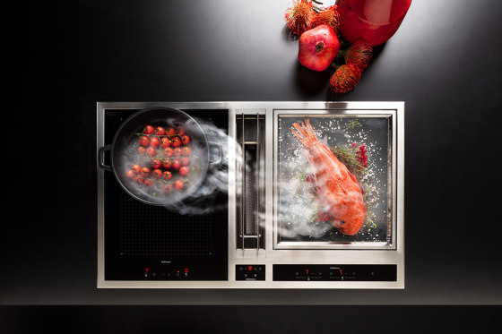 Integrated cooking systems | Quantum by Falmec