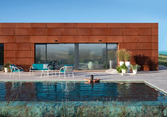 Capri 4318H tavolino basso di ROBERTI outdoor pleasure