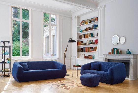 Uncover | Gran Sofa 2 Plazas Version A – Motivo Cosido de Ligne Roset
