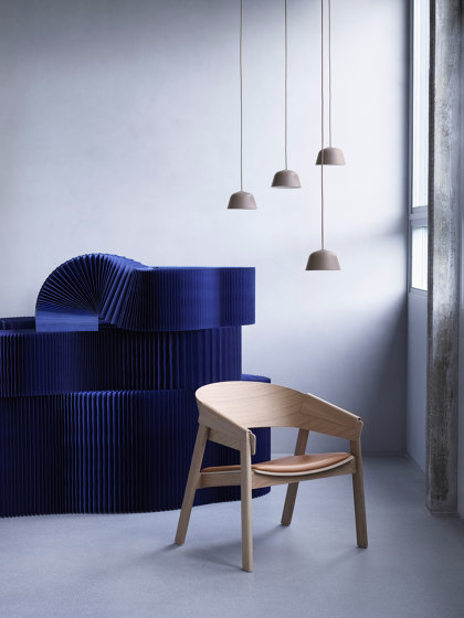 Cover Lounge Chair | Textile by Muuto