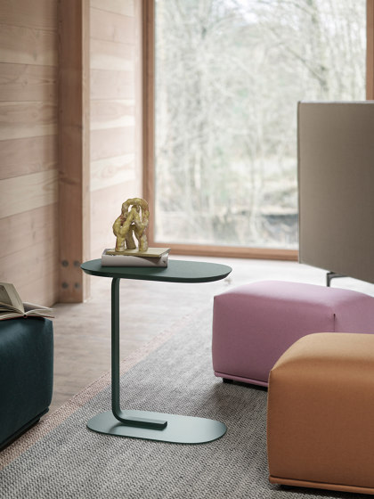 """Relate Side Table / H: 73,5 cm / 29"""" by Muuto"""