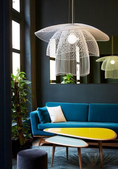Papillon | Pendant Lamp | L Champagne by Forestier