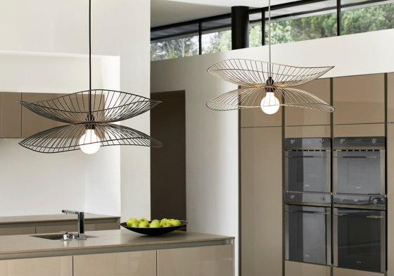 Libellule | Pendant Lamp | L Black by Forestier
