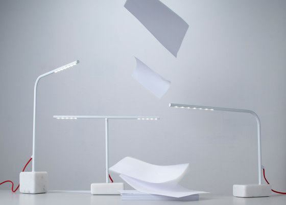 Birdy | Table Lamp | L White by Forestier