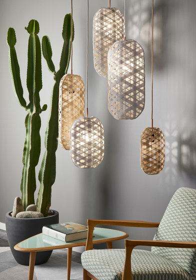 Capsule   Pendant Lamp   M Natural by Forestier
