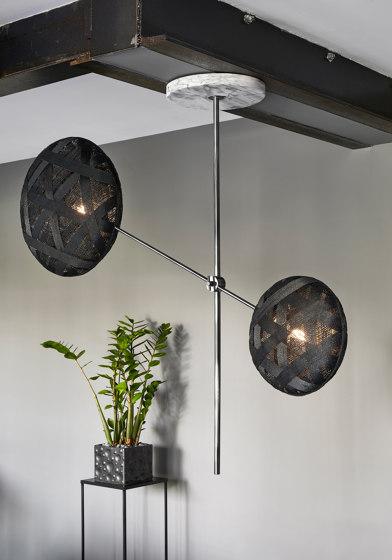 Chanpen | Table Lamp | S Metal/Black by Forestier