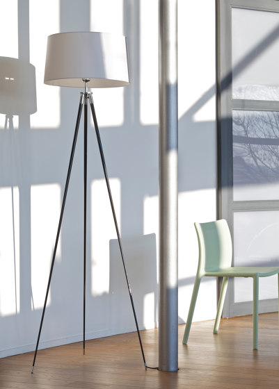 Lord Light | Floor Lamp | Black de Forestier