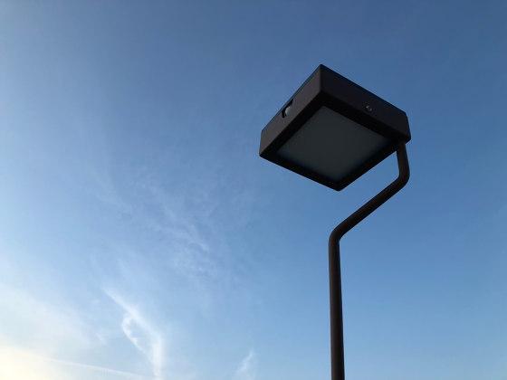 Paletto SOLARE   BTS 400 di LYX Luminaires