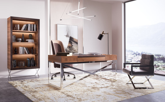 Kuper Writing Desk de Capital