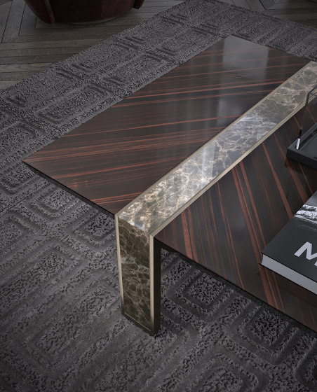Lincoln Coffee Table by Capital