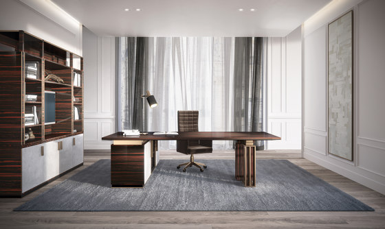 Tycoon XL Writing Desk by Capital