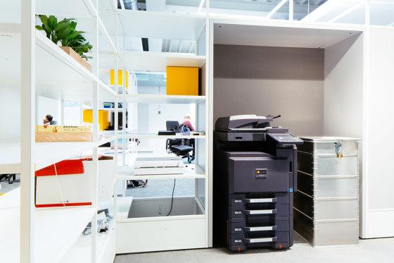 Module EJS – Large printer station 650 de Artis Space Systems GmbH