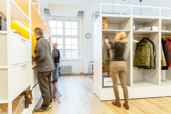 Module BKS – Refrigerator module by Artis Space Systems GmbH