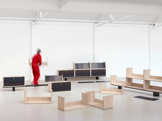Stack Assembled Storage Configuration 4 de Isomi