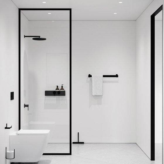Shower Wall by Nichba Design