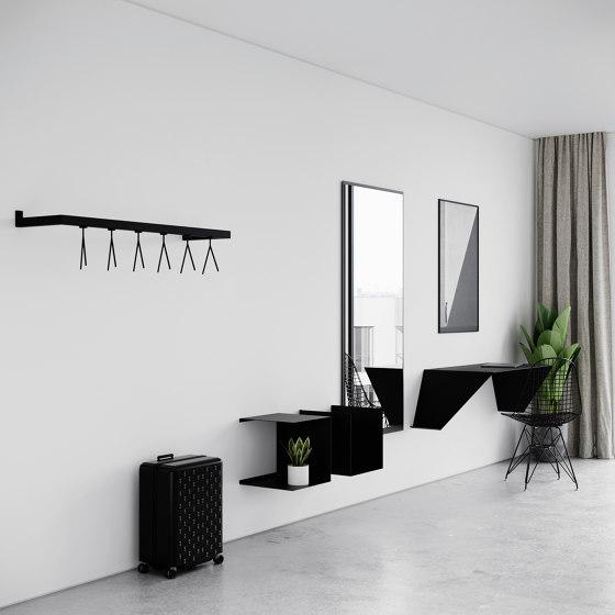 MagHang - Magnetic Hangers 3-Pack de Nichba Design