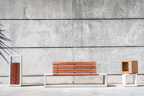 Outline Bench von Sit