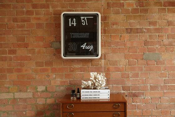 Font Clock by Established&Sons