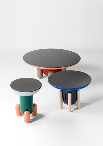 Explorer Tables by BD Barcelona