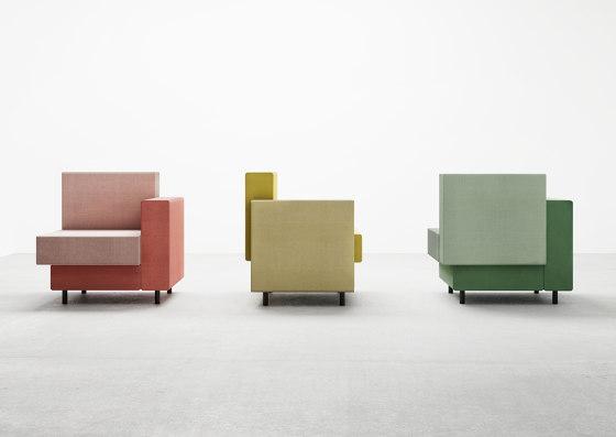 Lap Lounge Chair by Neil David