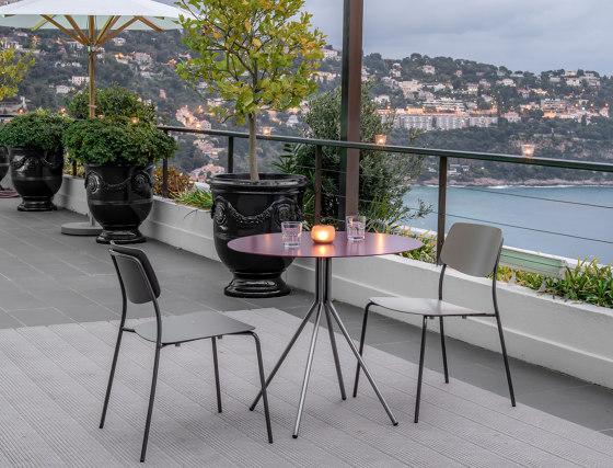 Felber T18 Outdoor Table by Dietiker