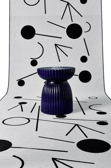 DU ROY | Ceramic Stool | Black de Maison Dada