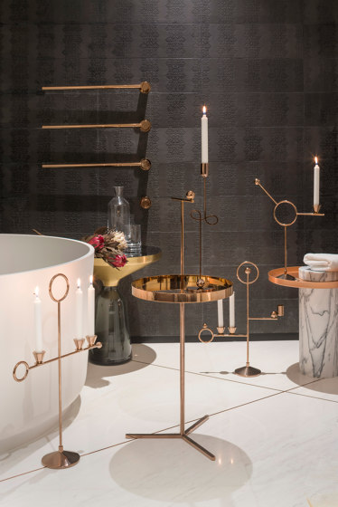 PARIS MEMPHIS | Candle Holder N4 | Blue de Maison Dada