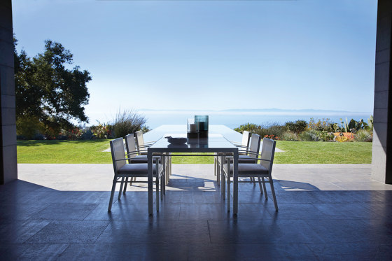 PALMIA DINING TABLE RECTANGLE 238 by JANUS et Cie