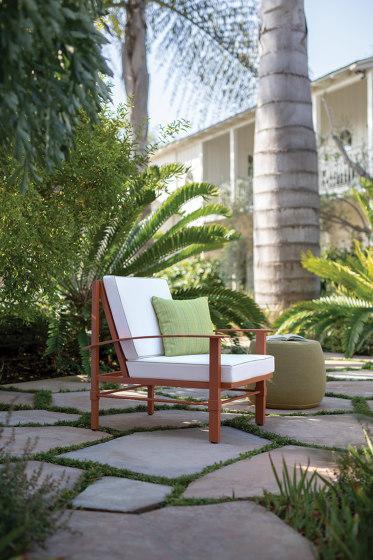 PALMIA SOFA 3 SEAT di JANUS et Cie
