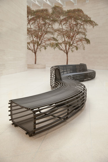 RIO BENCH WIDE 206 by JANUS et Cie