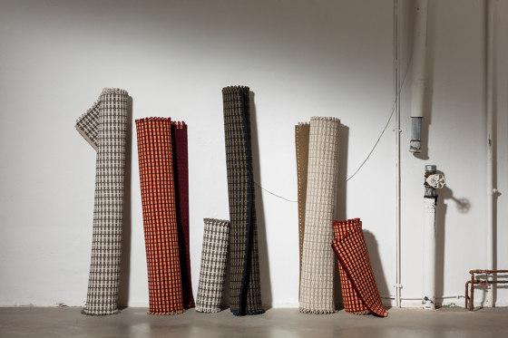 Rope Rug Salt & Pepper by Hem Design Studio