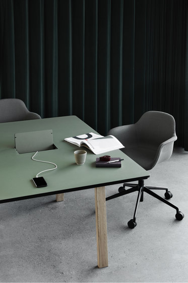 Facit High Table by ICONS OF DENMARK