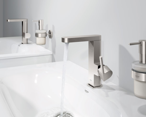 "Three-hole basin mixer 1/2"" M-Size by GROHE"