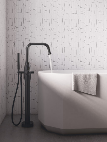 JEE-O bloom wall hand shower by JEE-O