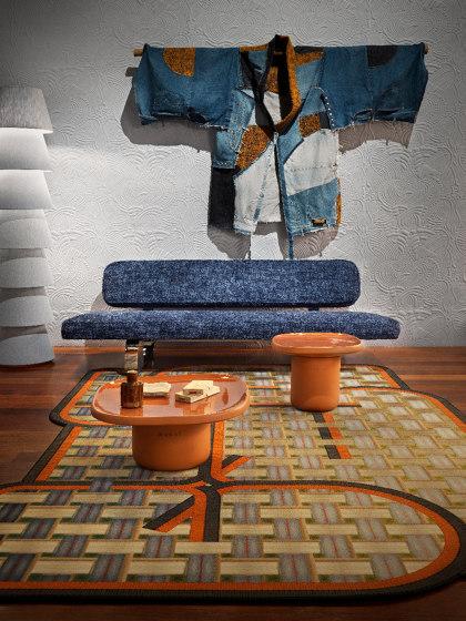 Yarn Box | Tangle Medan by moooi carpets