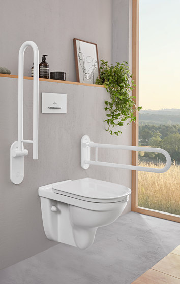ViCare Folding Handle by Villeroy & Boch