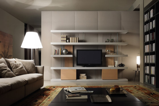 F2 Bookcases | V. Line de Forme's Collection