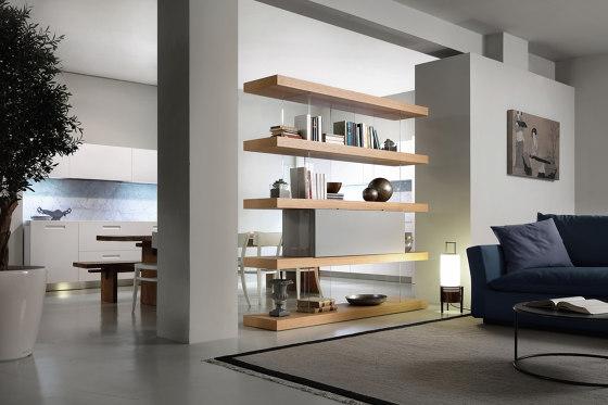 F2 Bookcases | V. Line de Forme's Collection