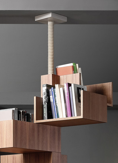 F4 Bookcases | Tree Form 75 de Forme's Collection