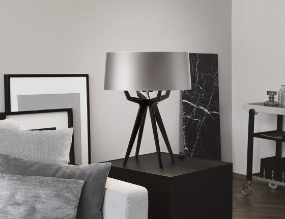 No. 35 Table Lamp Vintage Collection - Houndstooth - Fenix NTM® by BALADA & CO.