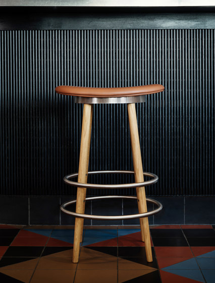 Sturdy Stool Low Stool by Made By Hand