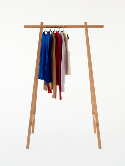 Coat Stand Ash 150 by Made By Hand