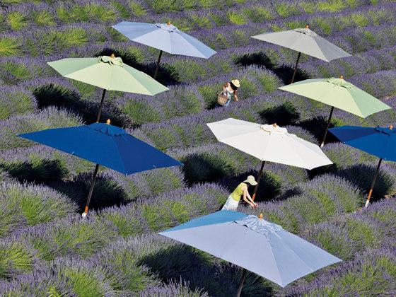 Classic umbrellas by Ethimo