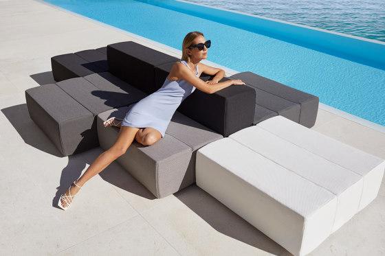 Tablet sofa by Vondom