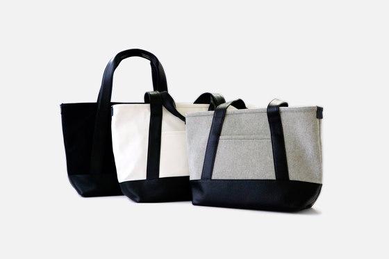 Tote Bag | M | white by Moheim