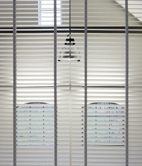 Venetian Blinds | Translucent by Ann Idstein