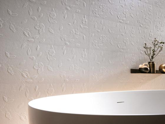 Lumina Canvas White Matt by Fap Ceramiche