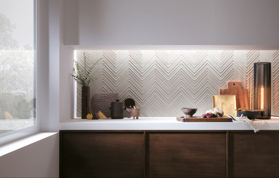 Lumina Stone Edge Beige by Fap Ceramiche