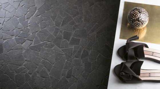 Nux Beige Gres Macromosaico Anticato by Fap Ceramiche